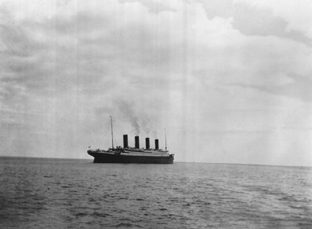 Memories:  RMS Titanic, April 14, 1912 (3/6)