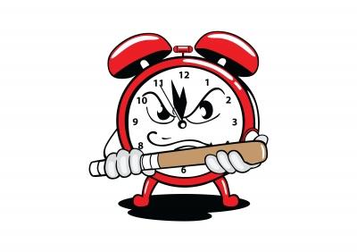 Timewaster!