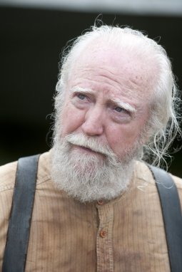 Hershel, we hardly knew ye.  Well, we did, but that's beside the point.