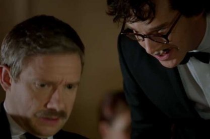 Watson will forever harbor a fear of smarmy French waiters.