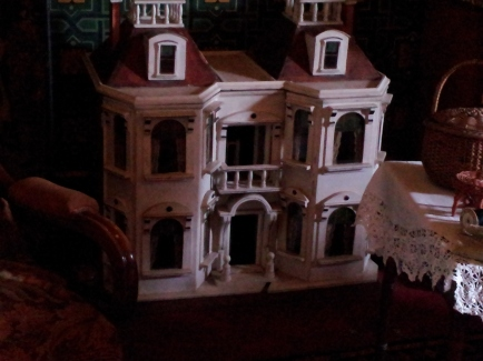DOLLHOUSE -nursery, Cardiff Castle