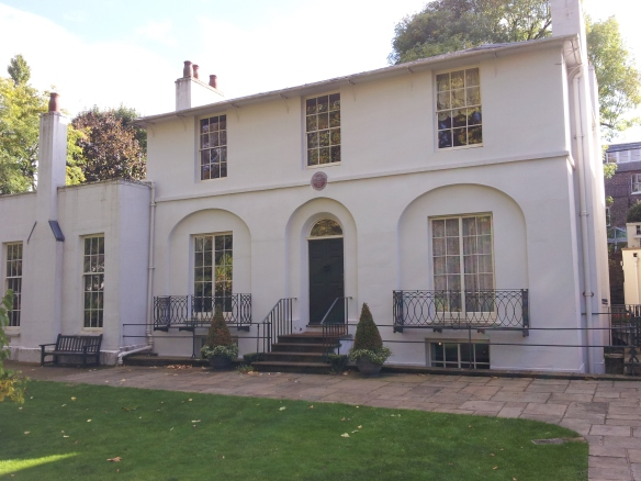 Keats House, Hampstead, London