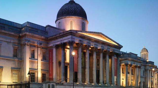 London - The National Gallery and Westminster (5/6)