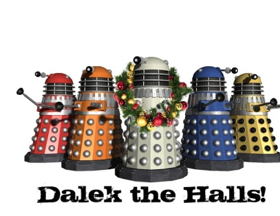 dalek the halls