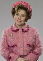The ultimate Umbridge (get it?)  ;)