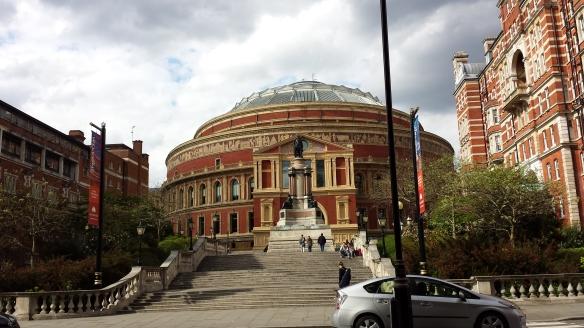 Albert Hall!