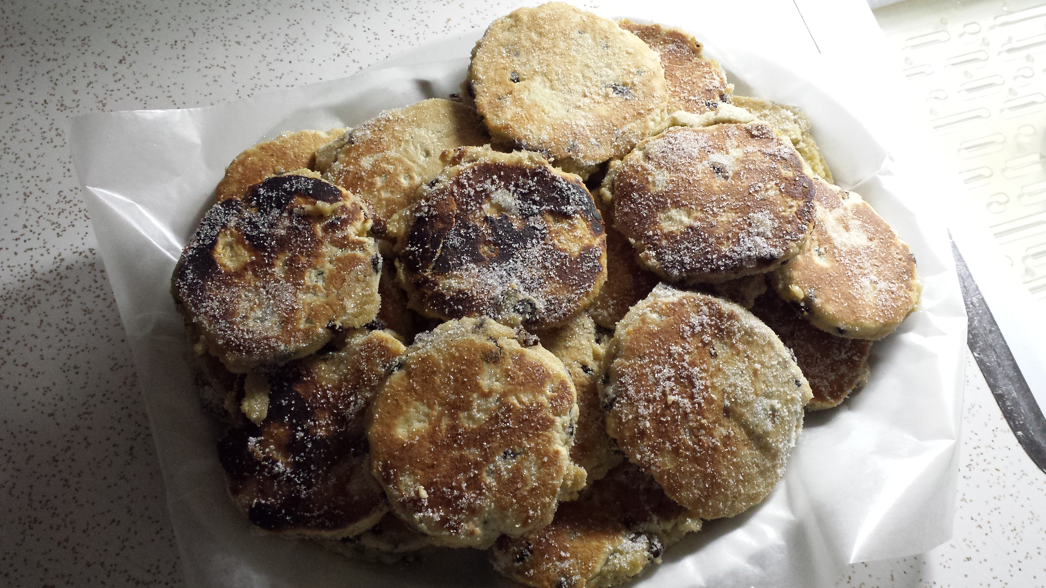 My Welsh cakes