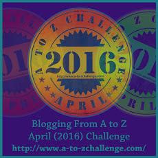 2016 A-Z Blogging Challenge
