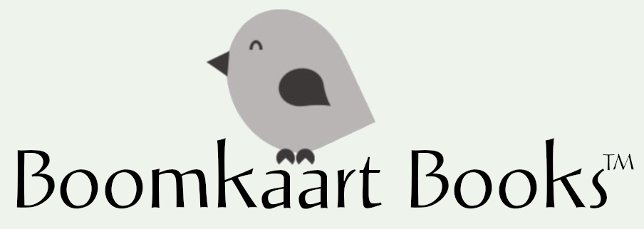 This image has an empty alt attribute; its file name is boomkaart-books-logo-white-1.png